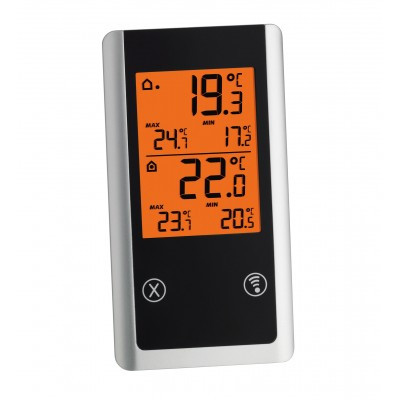 Wetterinsrumente Funk-Thermometer