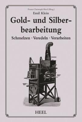 Livre : Orfèvrerie (argent & or), auteur Emil Klein