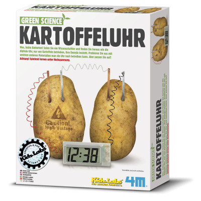 Bausatz Kartoffeluhr