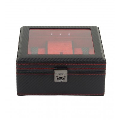 LED watch case for 5 watches