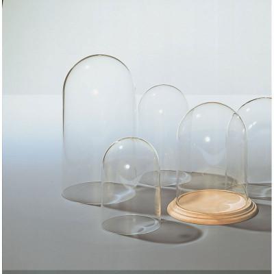 Genuine glass Domes  Ø 142 x 260 mm high
