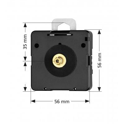 Quarz-Uhrwerk Junghans 838, ZWL 16,00mm