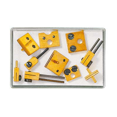Block and Fork Assortment
