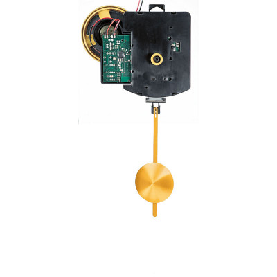 Radio controlled clock movement FW Bim-Bam/ Westminster UTS 700, length 12mm