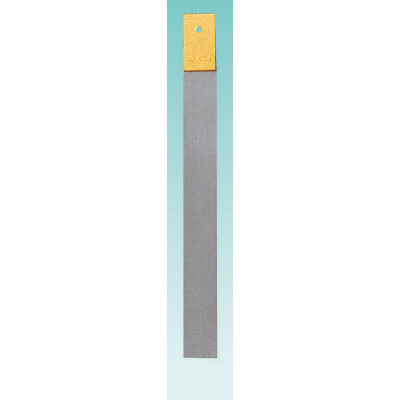 Pendulum spring with metal fastening l: 56.5mm b: 6mm