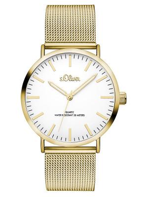 Bracelet-montre pour femme s.Oliver SO-3238-MQ