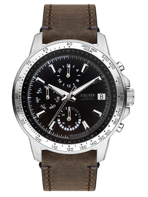 s.Oliver mens watch SO-3487-LM