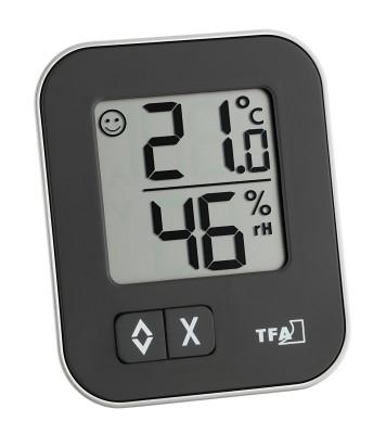 TFA Digitales Thermo-Hygrometer Moxx