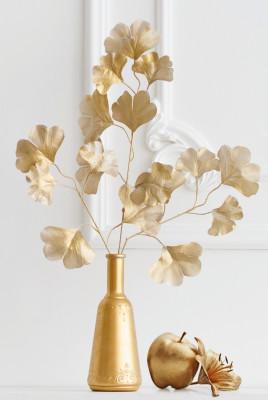 Tauchmetall Komplett-Set, Farbe Gold