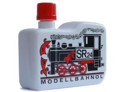 Dampf- und Reinigungsöl SR24 - Modellbauöl - 240 ml
