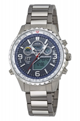 Eco Tech Time Solar Drive Funk Explorer