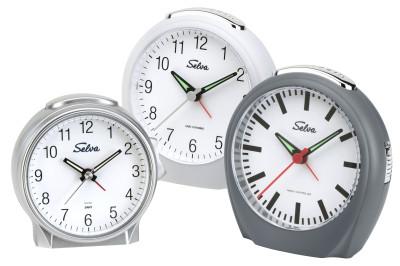 SELVA Alarm radio controlled WUPPERTAL, grey