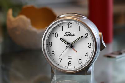 SELVA Quartz Alarm TROSSINGEN w. sweeping second