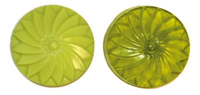 Soap color transparent - set of 4 - lilac, ultramarine, lime green, tobacco