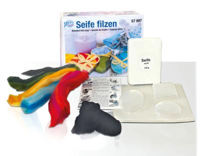 Felting Soap Starter Kit