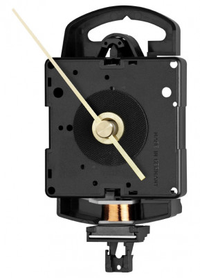 Mouvement à pendule à quartz, ensemble Junghans SK 817, avec aiguilles, Longueur d'onde d'aiguille 11mm