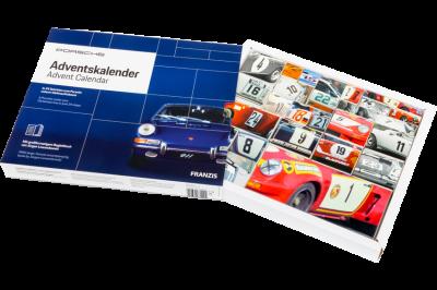 Advent calendar Porsche 1:43
