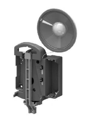 Quarz-Pendeluhrwerk Hermle 804, ZWL 16mm, Westminster oder Bim Bam