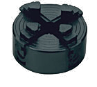 PROXXON Drechselfutter mit 4 Backen