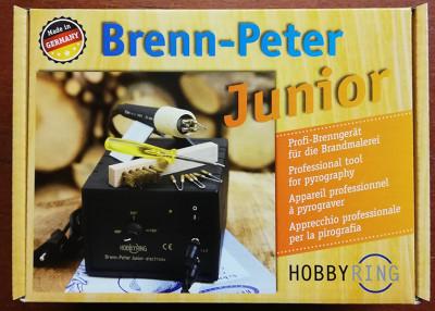 Poker work station Brenn-Peter Junior 30W