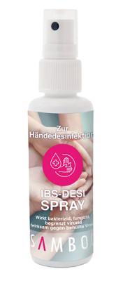 Desinfektionsmittel für die Hände, 50ml - ideal für unterwegs