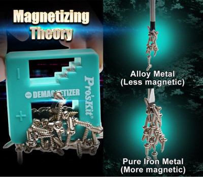 Entmagnetisiergerät