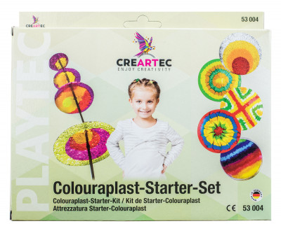 Colourplast Starter Set