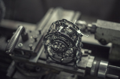 TIME FOR MACHINE Funktionsmodell-Bausatz Mysterious Timer