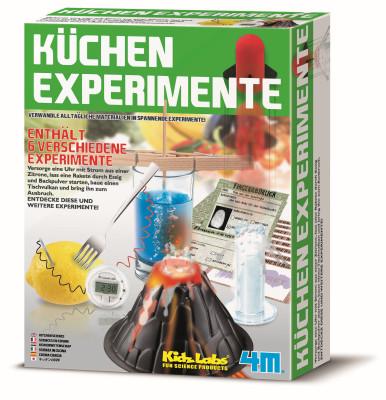 KidzLabs Kitchen Experiments