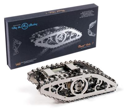 TIME FOR MACHINE Funktionsmodell-Bausatz Marvel Tank