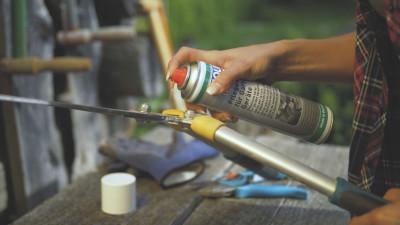 Aérosol de soin pour outils de jardin 300ml