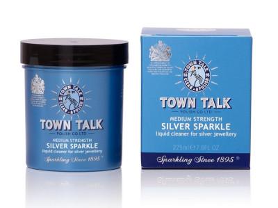 Mr Town Talk Silbertauchbad, Inh. 225ml