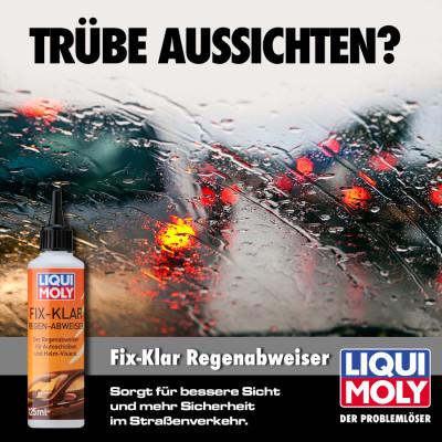 LIQUI MOLY Regenabweiser Fix-Klar, 125ml