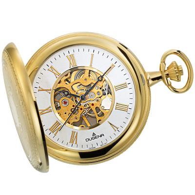 Pocket watch Savonette 4460307 Manual winding