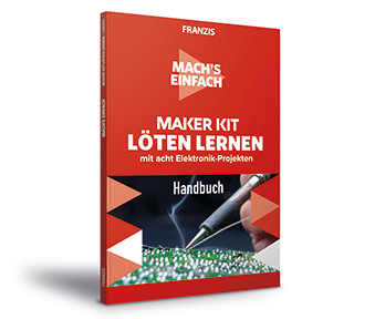Maker Kit Learn to Solder