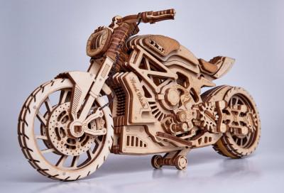WOOD TRICK Motorrad, 203 Bauteile