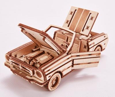 WOOD TRICK Auto-Set, 338 Bauteile