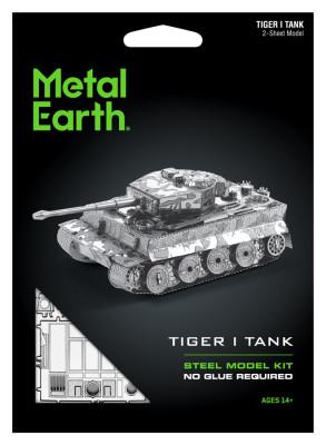 METAL EARTH 3D-Bausatz Tiger I Tank