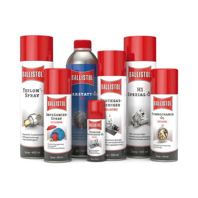 BALLISTOL precision engineering oil, 200ml