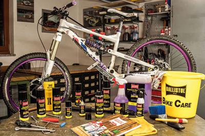 BALLISTOL Bike-X-Lube bike care oil, 200ml