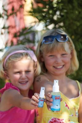 BALLISTOL Stichfrei Spray, 100ml - Tick repellent & mosquito repellent