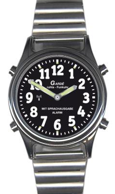 Uhren Manufaktur Ruhla - talking radio controlled wristwatch