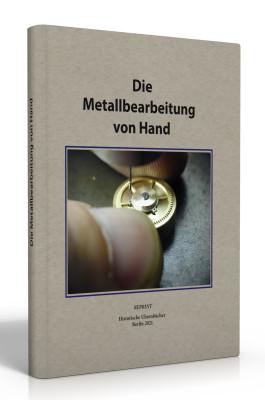 Book Die Metallbearbeitung von Hand GERMAN