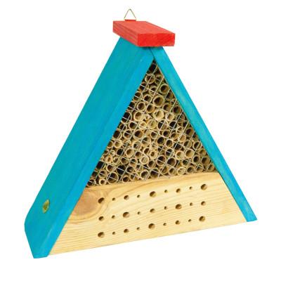 Insektenhotel Bausatz inklusive Farben und Pinsel