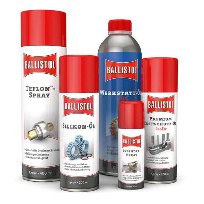 BALLISTOL Silikon-Öl - Silikonspray, 200ml