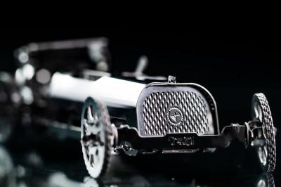 TIME FOR MACHINE Funktionsmodell-Bausatz Tiny Sportscar