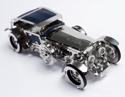 TIME FOR MACHINE Funktionsmodell-Bausatz Luxury Roadster
