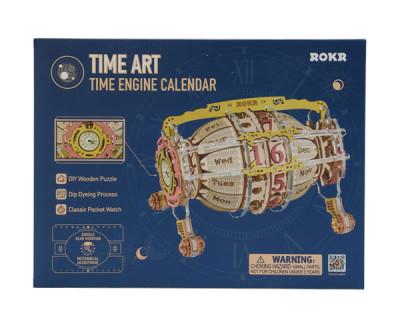 ROKR Zeitmaschine-Kalender Time Engine Calendar