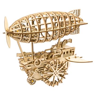 ROKR 3D-Bausatz Lufttschiff Airship