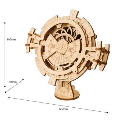 ROKR 3D-Bausatz Ewiger Kalender